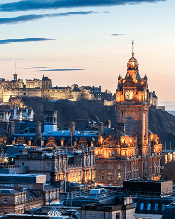 Edinburgh properties to rent